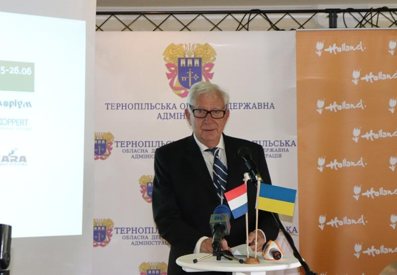 ITFC presented first results of the research during the Netherlands-Ukraine Business Forum