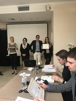 Ukraine Investment and Trade Facilitation Center (ITFC) participated in the training by the Canada-Ukraine Trade and Investment Support project (CUTIS)