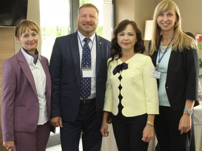 ITFC participation in 3rd International Conference of Women Entrepreneurs in Chernihiv